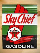Texaco Sky Chief Sign