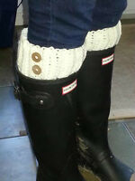 Hand Made Boot Cuffs