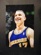 Chris Mullin Signed