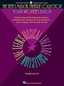 Teen's Musical Theatre Collection: Young Women's Edition - NEW