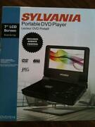 Portable DVD Player New