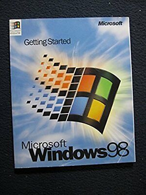 Microsoft Windows 98 Getting Started  Paperback   Jan 01  1999  Microsoft Corp
