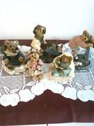 Boyds Bears Resin Lot