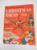 Better Homes and Gardens Christmas Magazine