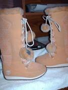 Toddler Girl Snow Boots Size 10