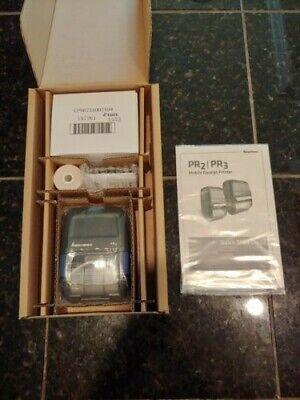 Intermec Pr2 Portable Thermal Printer Full Kit - Brand New
