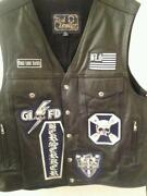Black Label Society Vest