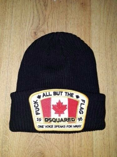 Dsquared2 Wolly Limited Edition Hats