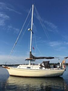 Bayfield 29 in Excellent Condition