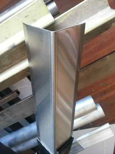 "Stainless Steel Corner Guard 3/4"" x 3/4"" x 36"""