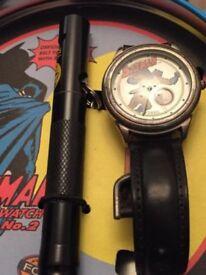 Rare Batman Watch
