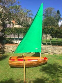 COOT.e pram dinghy – sailing, rowing, fishing, outboard - $850 Elanora Heights Pittwater Area Preview