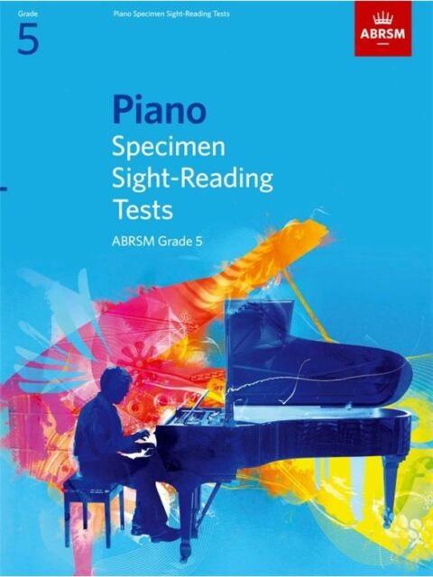 ABRSM Piano Specimen Sight-reading Tests: Grade 5