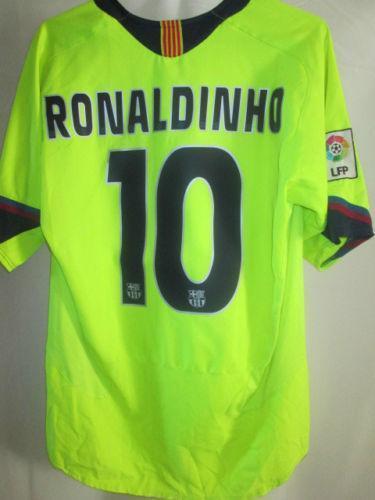 3d096bbe152f9 Ronaldinho Shirt