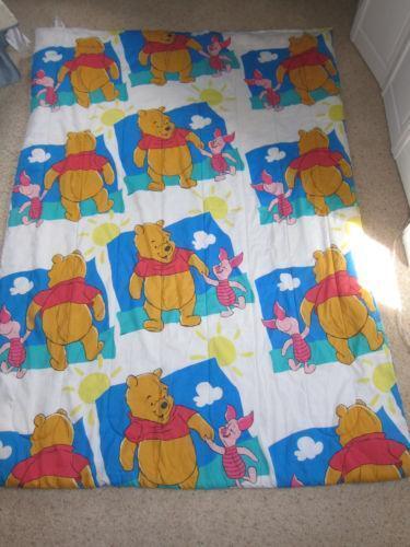 Winnie The Pooh Twin Bedding Ebay