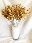 Silk Gold Wedding Bouquets