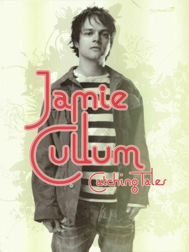 Jamie Cullum Catching Tales Piano Vocal Guitar Book NEW!