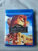 Lion King Blu Ray