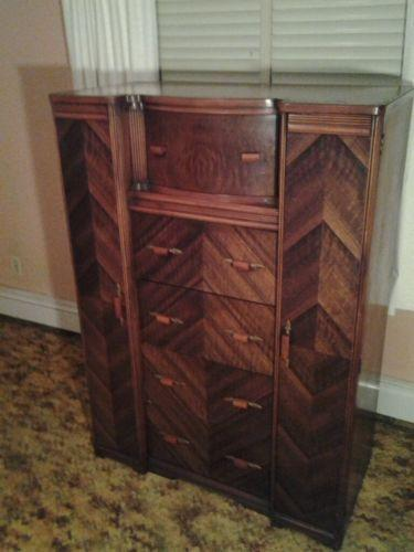 Antique Bedroom Set Ebay