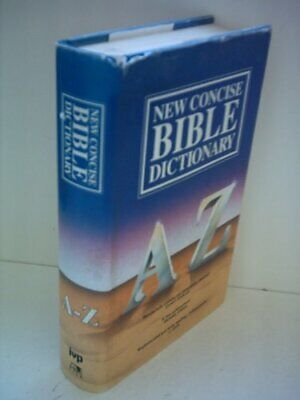 Concise Bible Dictionary Hardback Book The Cheap Fast Free Post