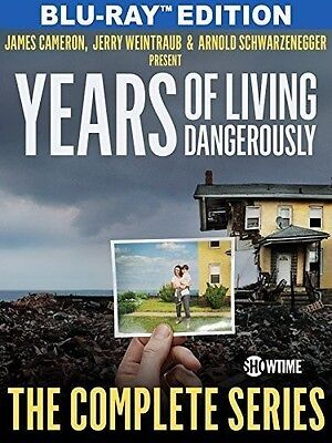 Years Of Living Dangerously  Comp Showtime Series 81852  Blu Ray Used Very Good