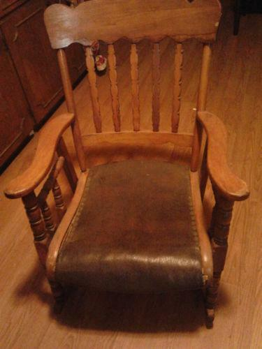 Vintage Rocking Chair Ebay