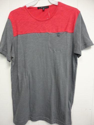 Men t shirt v neck pocket ebay for Men s v neck pocket tee shirts