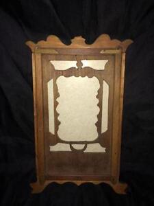antique tramp art frames