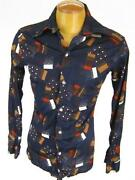 Mens Disco Shirt