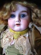 Old German Doll