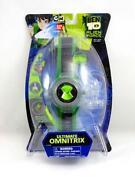 Ben 10 Ultimate Alien Omnitrix
