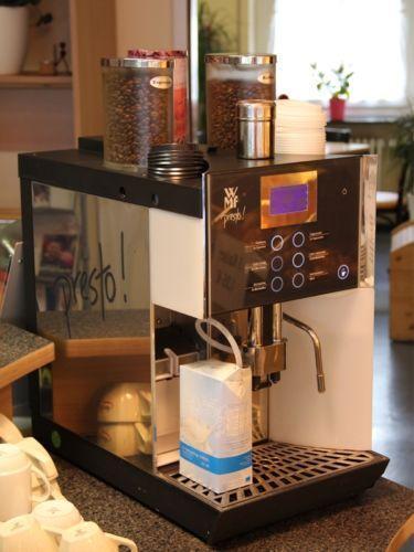 wmf presto kaffee espressomaschinen ebay. Black Bedroom Furniture Sets. Home Design Ideas