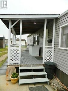 Mobile home for rent in camrose