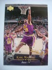 Upper Deck Karl Malone Basketball Trading Cards
