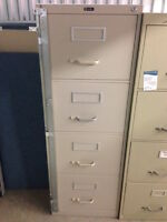 Pre-Owned Filing Cabinets