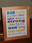 Grandfather Decorative Plaques & Signs