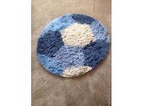 Circular Wool Rug