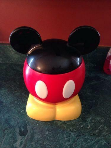 Mickey Mouse Cookie Jar Ebay