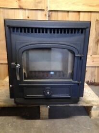 clear view stove inset