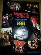 Monsters of Rock Programme
