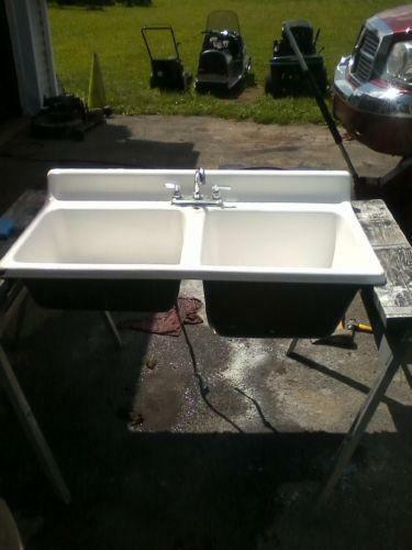 Antique Farmhouse Sinks | eBay