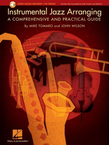 Instrumental Jazz Arranging A Comprehensive and Practical Guide 000842263