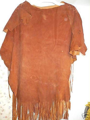 Native american clothing store