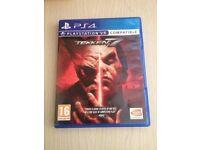 Tekken 7 VR [PSVR] PS4