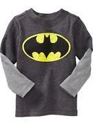 Batman Shirt 4T