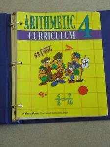 Abeka 4th Grade Language A