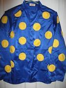 Used Jockey Silks