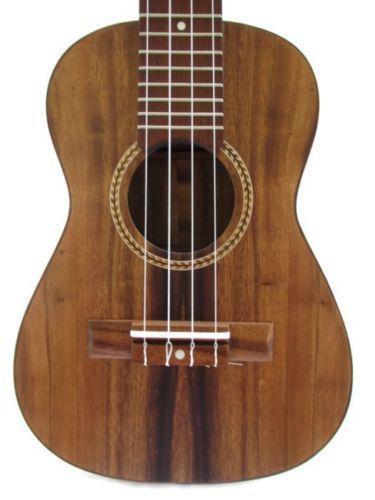 Koa Wood Ukulele Ebay