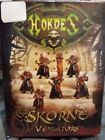 WarMachine Miniatures Skorne Hordes War Games