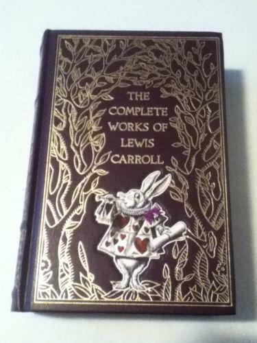 "the works of lewis carroll essay Lewis carroll contents  in conjunction with a list of works cited when dealing with literature  ""sparknote on alice's adventures in wonderland."